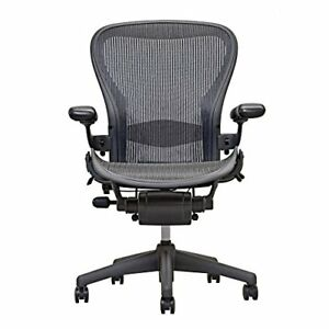 Herman Miller Aeron Open Box  Fully Loaded Chairs Size C