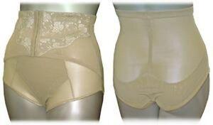 High Waist 6287 Cincher Panties