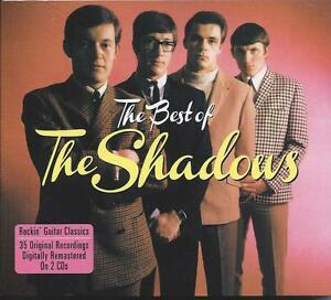 The-Shadows-The-Best-Of-Greatest-Hits-2CD-NEW-SEALED