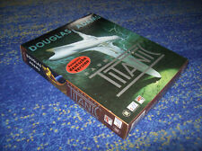 Douglas Adams Raumschiff Titanic PC-Spiel Starship Kult DEUTSCH BIG BOX neuw.