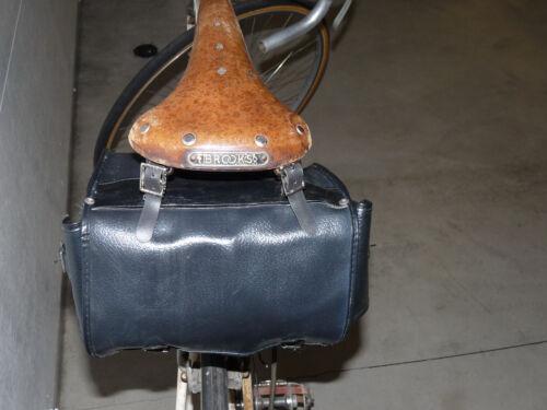 Saddlebag large oversized underseat bag seat bag bicycle saddle Vintage Bike NOS