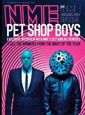 PET SHOP BOYS - NME MAGAZINE FEBRUARY 2017 - SUPER - POP KIDS
