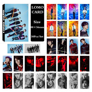 1Set-KPOP-GOT7-Album-SPINNING-TOP-Photo-Card-Lomo-Card-Poster-Photocard