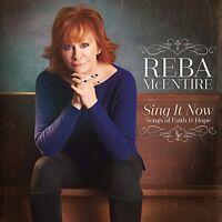 Reba Mcentire Cd - Sing It Now: Songs Of Faith & Hope [2 Discs](2017) -