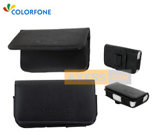 Etui Pochette Extensible BLACK HOLDER Noir compatible NOKIA 216