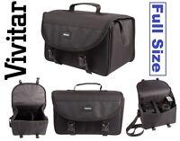 Versatile Photo/Video Camera Bag For Canon EOS Rebel T6 80D 70D 1D 1Ds 5D 7D 60D