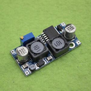 DC-DC Auto Boost Buck step Up step down Converter Module Solar Voltage LM2577