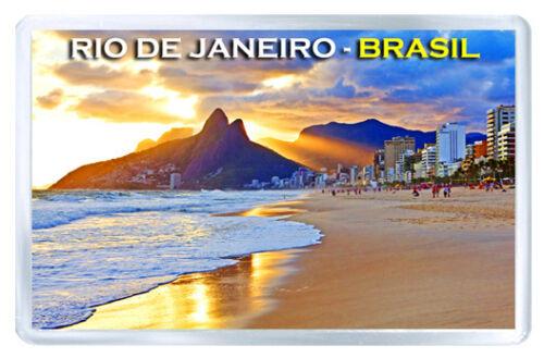 Brazil Rio de Janeiro MOD4 Fridge Magnet Souvenir Fridge Magnet