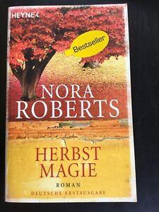 Herbstmagie / Jahreszeitenzyklus Bd. 3 von Nora Roberts (2010, Taschenbuch) - München, Deutschland - Herbstmagie / Jahreszeitenzyklus Bd. 3 von Nora Roberts (2010, Taschenbuch) - München, Deutschland
