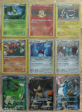 Pokemon TCG B/&W Noble Victories Rare Card Selection