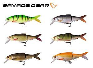Savage-Gear-3D-Roach-Lipster-Lure-13-0-18-2-cm-26-62-g-Shad-peche-brochet