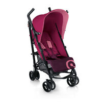 Compact And Comfortable Buggy Baby Stroller Pushchair Quix Candy Pink Concord