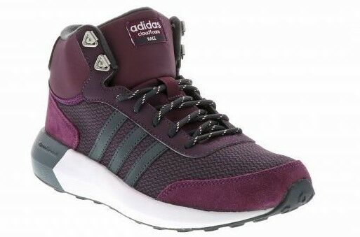 Adidas Trainers Cloudfoam Race Winter Mid Trainers Adidas a9230c
