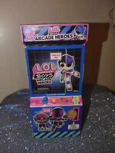 New LOL Surprise Boys Arcade Heroes