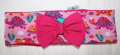 Babauba Babau-bow Lady Turtles Pink 110-122 Shop-neu Schildkröten Haarband
