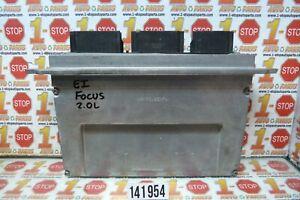 08-09-10-11-FORD-FOCUS-2-0L-ENGINE-COMPUTER-MODULE-ECU-ECM-8S4A-12A650-AJA-OEM