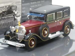 Minichamps-436-034200-lideres-politicos-Mercedes-Benz-770K-Hirohito-1-escala-43