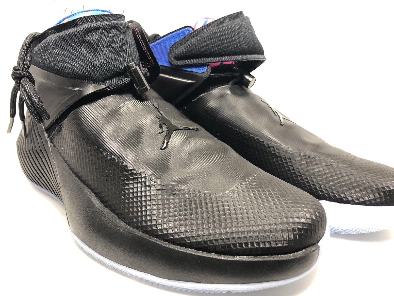 Nike Air Jordan Why Not Zero.1Black Pink AA2510-024 Russell Westbrook Size 10.5
