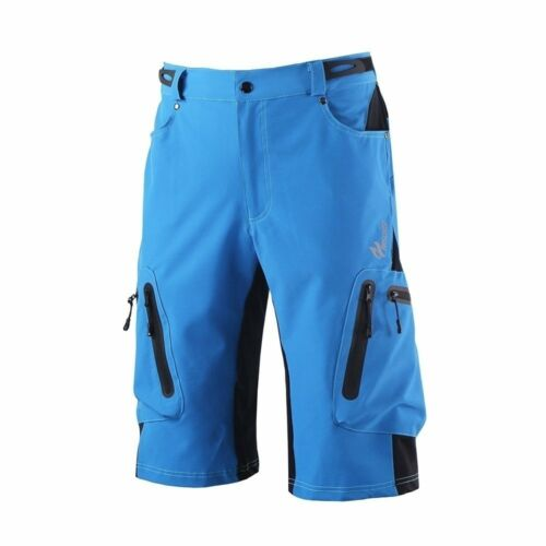 Men Cycling Bicycle Running Outdoor Ciclismo Shorts Sportswear Trousers Lycra