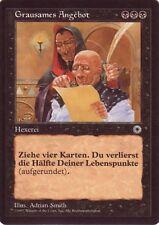 TOP  Grausames Angebot / Cruel Bargain  - PORTAL -  deutsch  (excellent)
