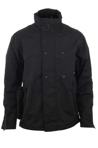1977 Noir Luke Detachable Jacket Veste Taille Large Movement technique Bpzxq1