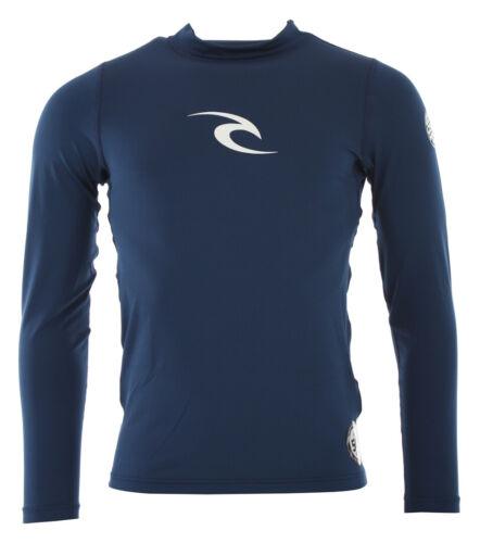 Wassersport Shirt Lycra RIP CURL CORPO UV LS Lycra 2020 navy T-shirt