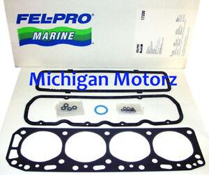 FEL-PRO Felpro 17200 Marine Cylinder Head Gasket Set