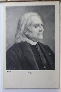 AK-Deutschland-Franz-Liszt-ungebraucht-PE672