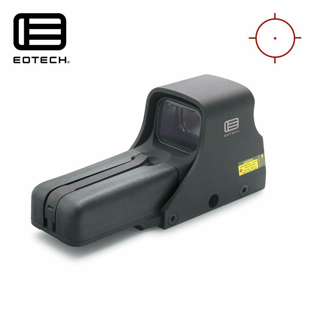 EOTech 512.A65 Holographic Weapon Sight Scope 68 MOA Circle 1 MOA Red Dot