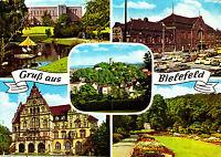 Gruß aus Bielefeld ; Ansichtskarte , gelaufen