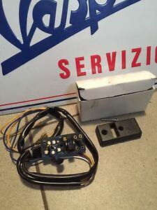 Schema Elettrico Per Deviatori Luci : Devio luci impianto elettrico vespa px prima serie ebay