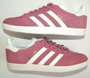 New Sneakers Women's Adidas Originals Gazelle B41658 nubuck casual ...