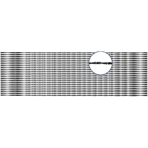 Donau Elektronik Rund Laubsägeblätter für Holz 2 x 12 Stück M134