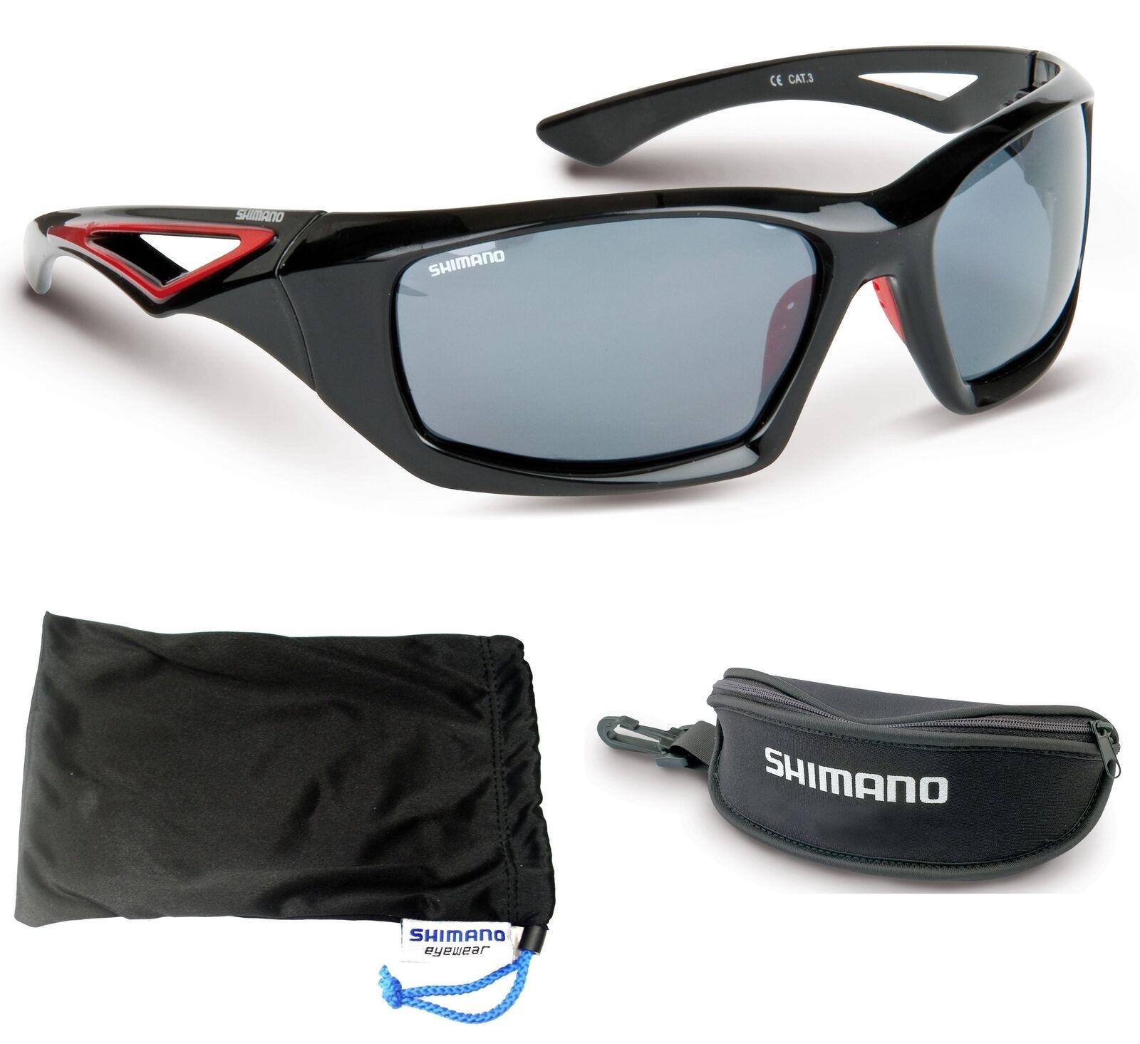 Shimano Sunglasses Aernos polarised, SUNAERNOS