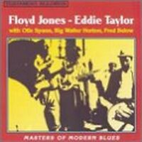 Floyd Jones - Masters Of Modern Blues [new Cd] on sale
