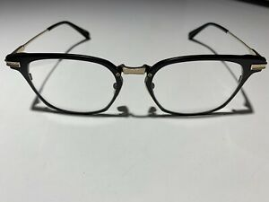 f540c9a1701 DITA UNION DRX-2068A Black Gold Glasses Eyewear Eyeglasses Frames