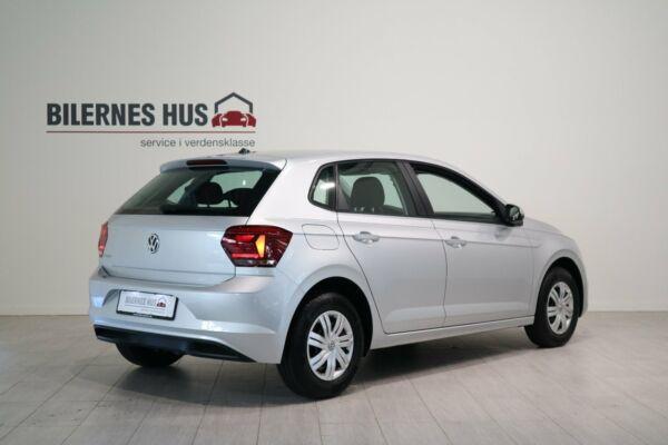 VW Polo 1,0 MPi 75 Trendline - billede 1