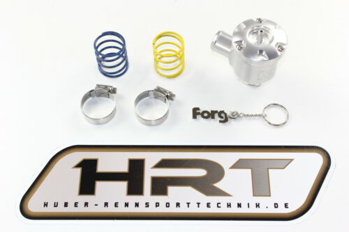 FORGE Blow Pop Off Ventil Audi A3 S3 A4 TT 1,8l Turbo Silber Quick Shipping!!!