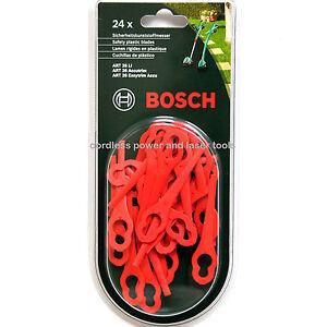 Bosch-ART-26-26-Li-Grass-Strimmer-Easytrim-Accutrim-24-Red-Blades-F016800183