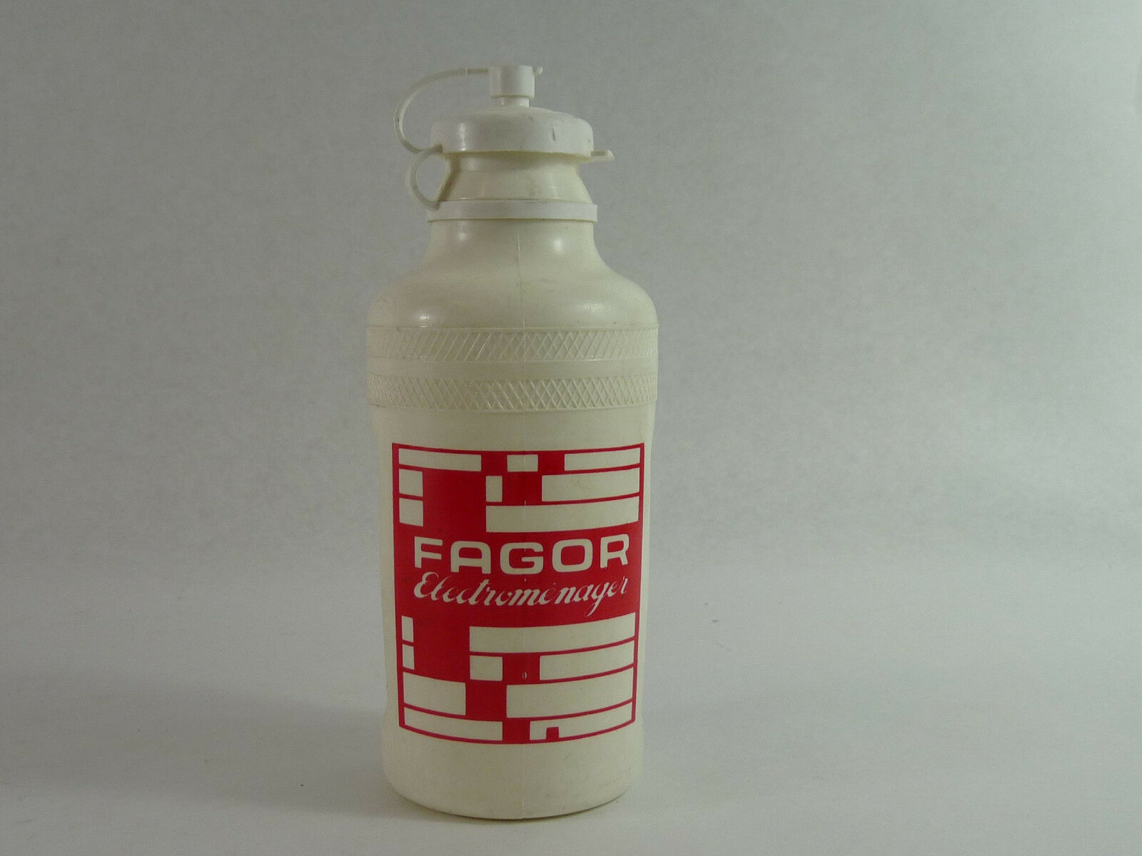 Fagor Water Bottle Made By TA Specialites In France vintage Bike Stephen Roche