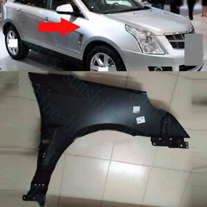 Front Fender Compatible with 2010-2016 Cadillac SRX Passenger Side