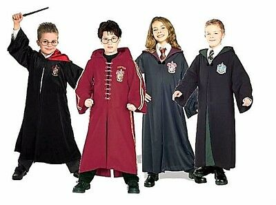 Harry Potter Hermione Granger Fancy Dress Costume Halloween Ages 5-12 Years