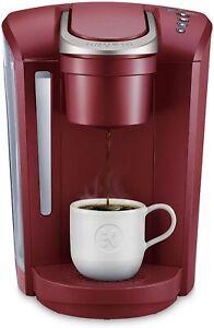 Keurig K-Select Single Serve K-Cup Pod Coffee Maker Vintage Red | eBay