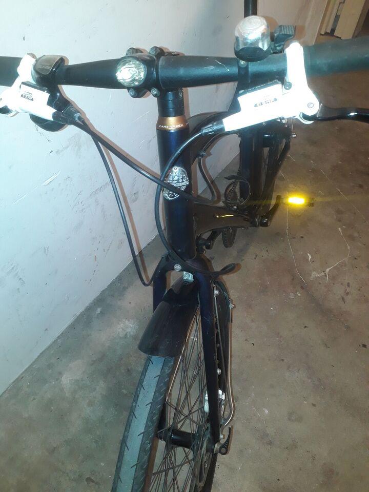 Specialized Globe, citybike, 8 gear stelnr. Ja