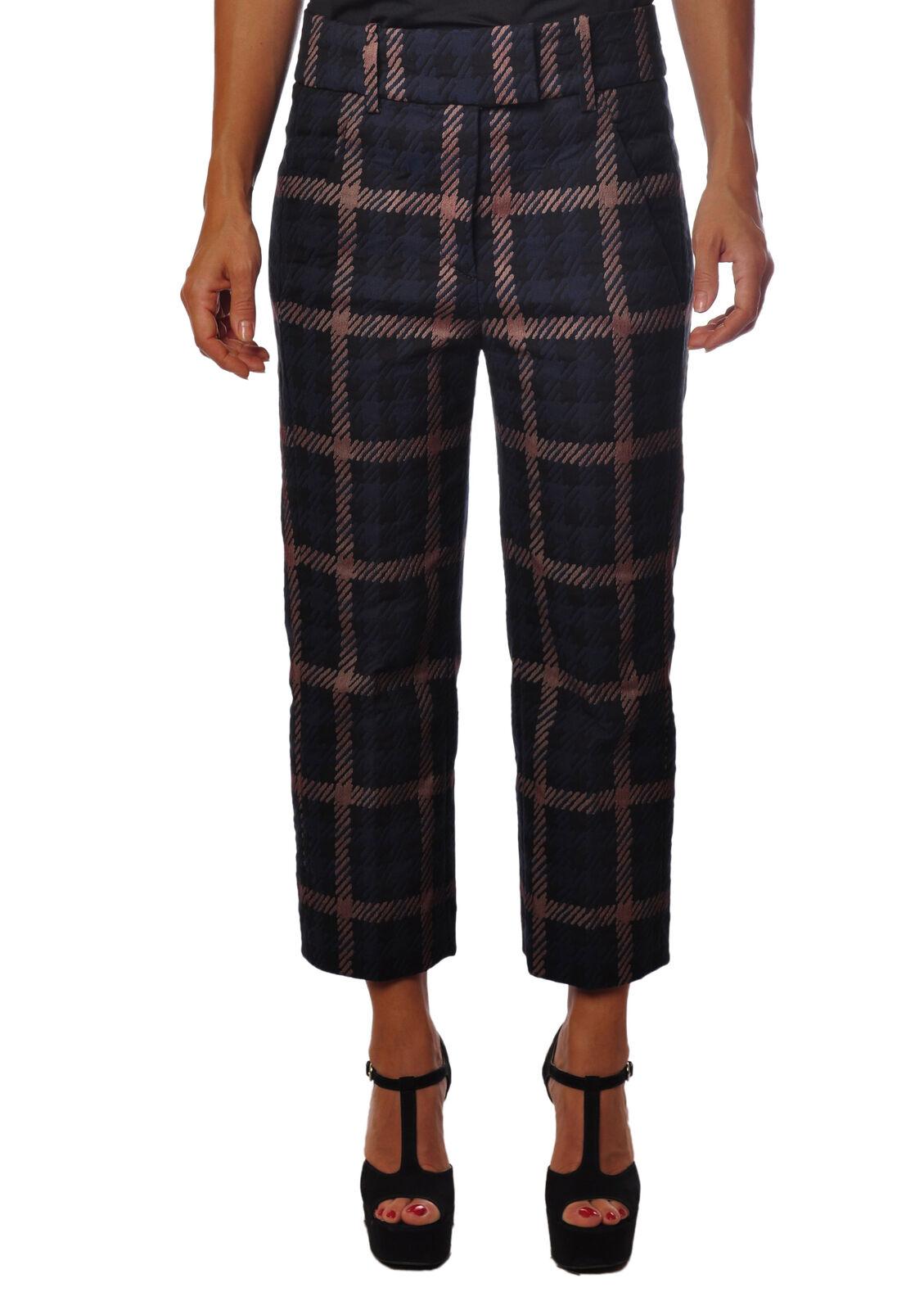 Dondup - Pants-Pants - Woman - bluee - 2451806C192546
