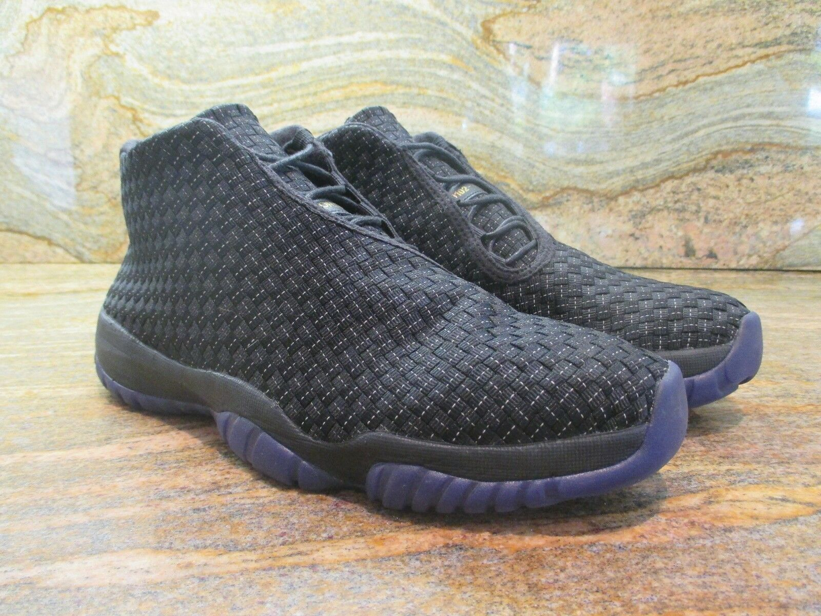39bf631ef3ac9 Nike Air Jordan Future Premium UNRELEASED SAMPLE SZ 9 Retro 11 Pinnacle  Concord