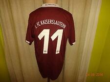 "1.FC Kaiserslautern uhlsport Heim Trikot 11/12 ""Allgäuer Latschen"" + Nr.11 Gr.M"