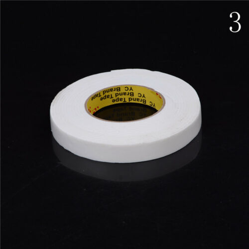 Double Sided Sticky Adhesive Foam Tape Mounting Fixing Pad Elegant Tape LS