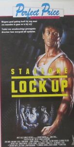 LOCK-UP-SYLVESTER-STALLONE-VHS