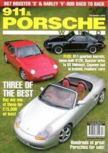 911-amp-Porsche-World-Magazine-Dec-2005-944-911-935-911R-Boxster-996